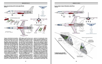 Example page spread - Submissions to GOR.339 (Vickers-Supermarine Type 571)