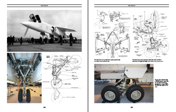 Example page spread - The Aircraft